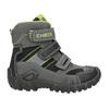 Detská obuv na suchý zips mini-b, šedá, 299-2616 - 15