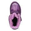 Dievčenské fialové snehule mini-b, fialová, 291-9625 - 26