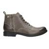 Členková pánska Ombré obuv bata, šedá, 896-2684 - 15