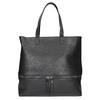 Dámska Shopper kabelka bata, čierna, 961-6820 - 17