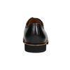 Pánske kožené poltopánky conhpol, čierna, 824-6991 - 16