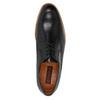 Pánske kožené poltopánky conhpol, čierna, 824-6991 - 15