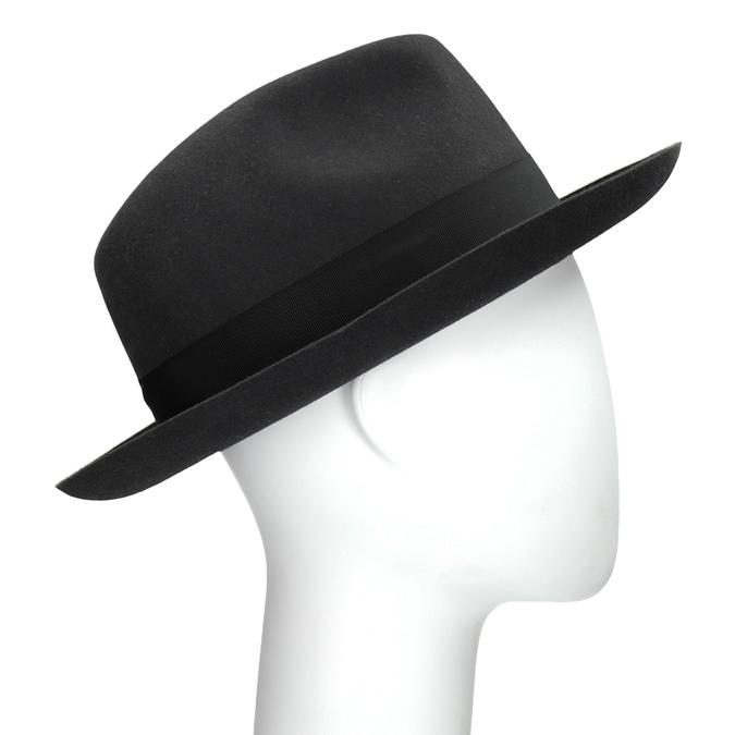 ff3b472df Tonak Čierny pánsky klobúk - čiapky a klobúky | Baťa.sk