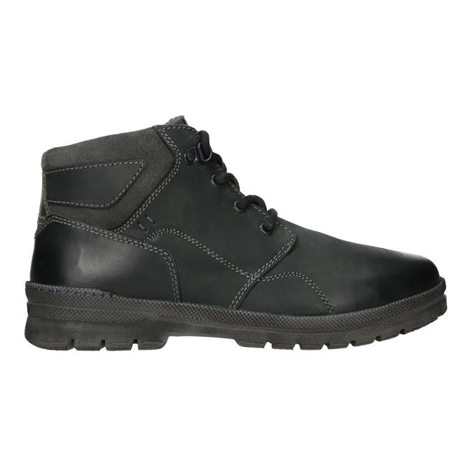Pánska zimná obuv bata, 896-4681 - 26