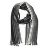Pánsky pruhovaný šál bata, šedá, 909-2617 - 13