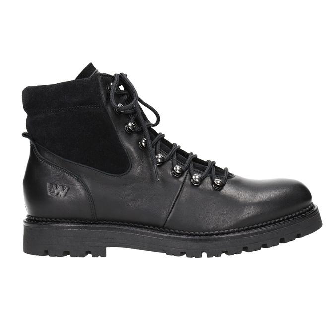 Dámska zimná obuv weinbrenner, čierna, 596-6672 - 26