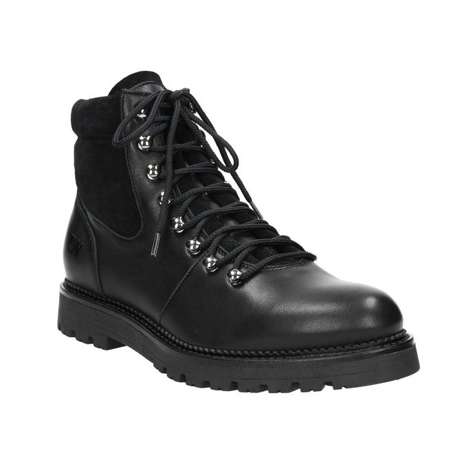Dámska zimná obuv weinbrenner, čierna, 596-6672 - 13