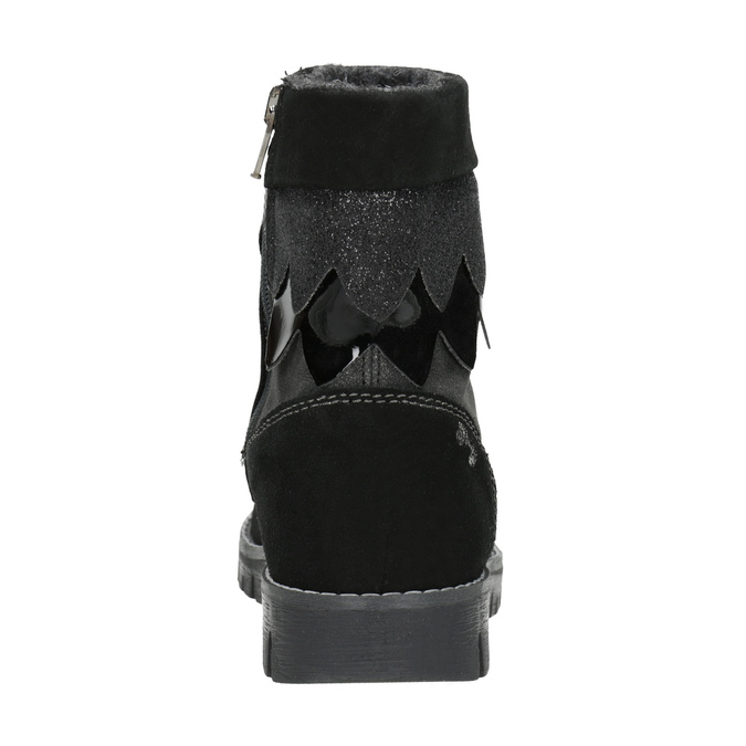Detská zimná obuv primigi, čierna, 423-6005 - 15