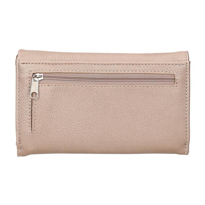 Dámska peňaženka s prešitím bata, 941-5156 - 16