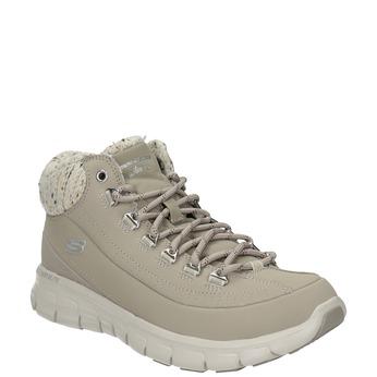 Dámska členková obuv skechers, šedá, 501-2314 - 13
