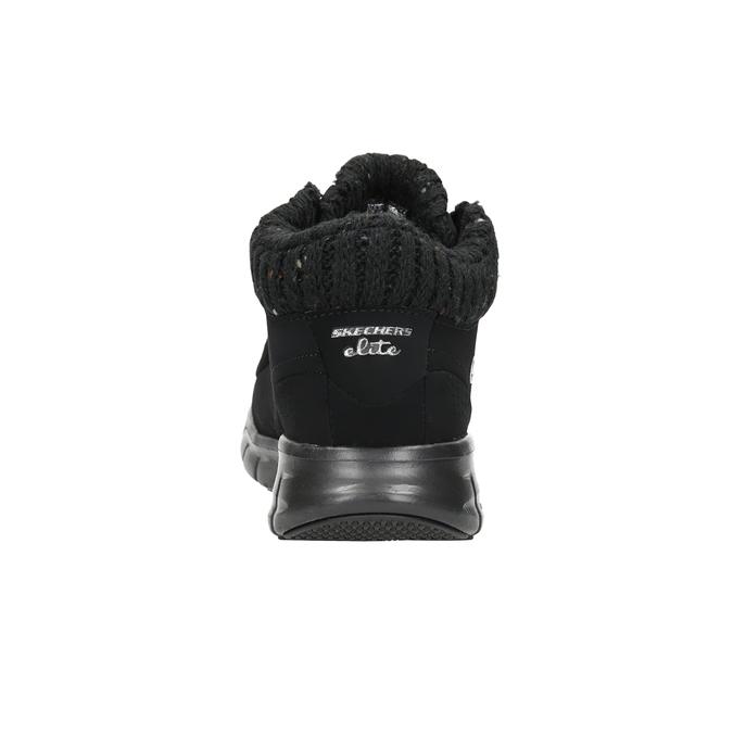 Dámska členková obuv skechers, čierna, 501-6314 - 15