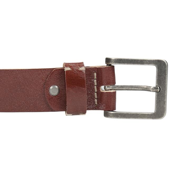 Darčekové balenie kožený opasok a peňaženka bata, hnedá, 954-3201 - 17