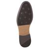 Pánska kožená členková obuv bata, hnedá, 826-3926 - 17