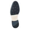 Pánska kožená členková obuv bata, hnedá, 826-3925 - 17
