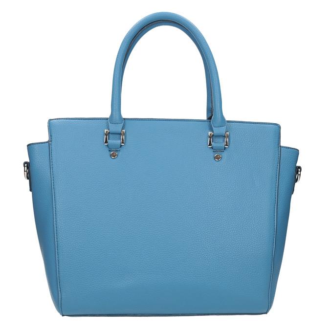 Modrá dámska kabelka bata, 961-9845 - 26