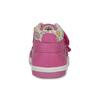 Ružová členková obuv na suchý zips bubblegummers, 121-5618 - 15