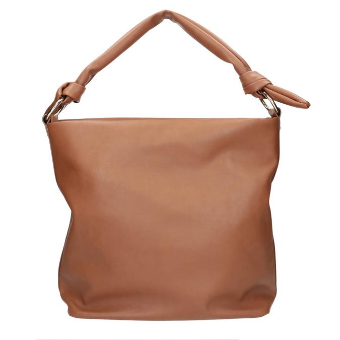 Hnedá dámska Hobo kabelka bata, hnedá, 961-3843 - 26