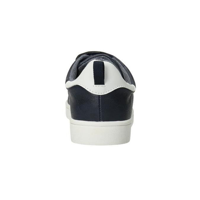 Ležérne detské tenisky na suchý zips mini-b, 411-9609 - 16