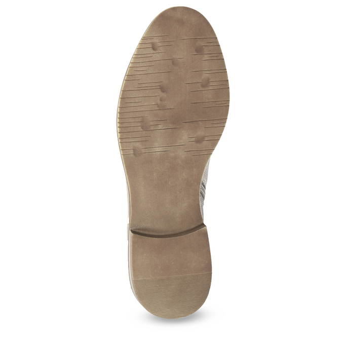 Členkové dámske čižmy bata, šedá, 596-2685 - 18