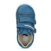 Modré detské ležérne tenisky bubblegummers, modrá, 111-9625 - 17