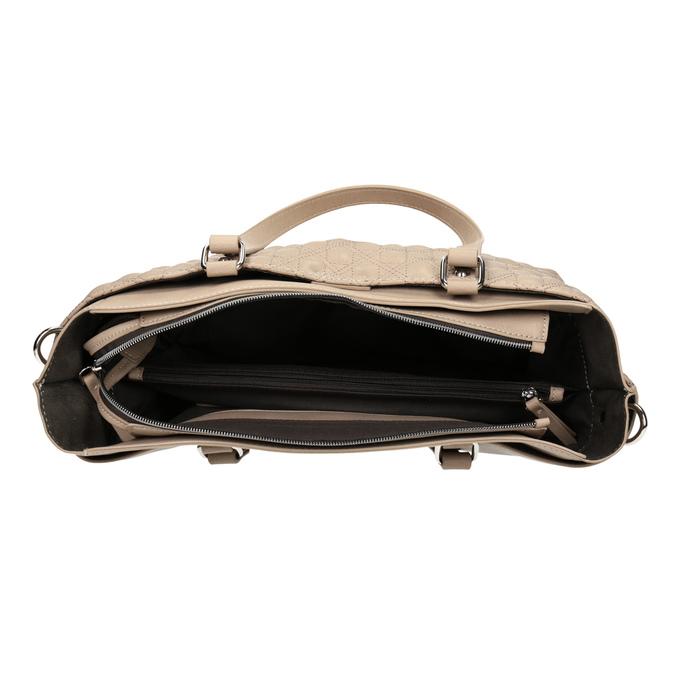 Dámska kabelka s prešívaním bata, 961-3824 - 15