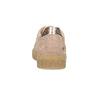 Ružové kožené tenisky s cvočkami mini-b, 326-5605 - 15