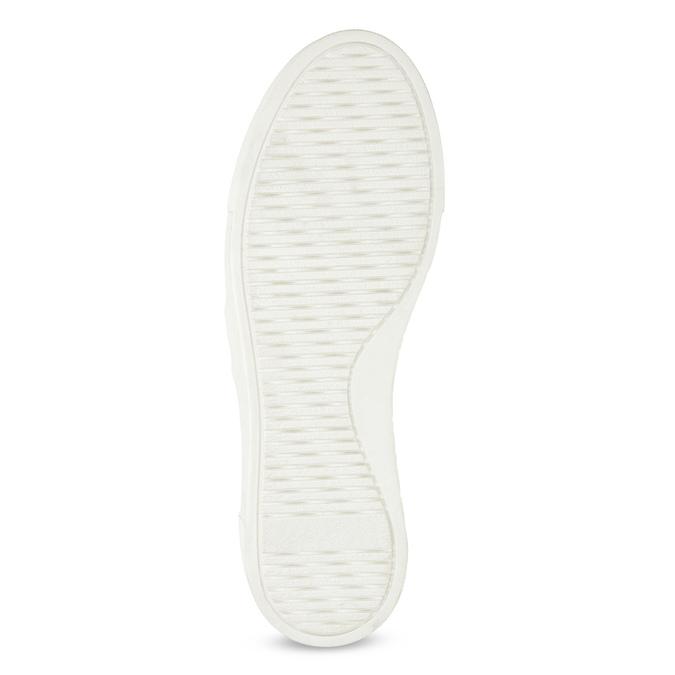 Dámske Slip-on s kovovou prackou bata, šedá, 513-2600 - 18