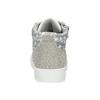Členkové tenisky s kamienkami mini-b, šedá, 229-2107 - 15