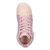 Ružové členkové tenisky s kamienkami mini-b, ružová, 229-5107 - 17