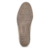 Kožené baleríny šírky G gabor, béžová, 626-8055 - 18