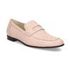 Ružové kožené Penny Loafers vagabond, ružová, 514-8094 - 13