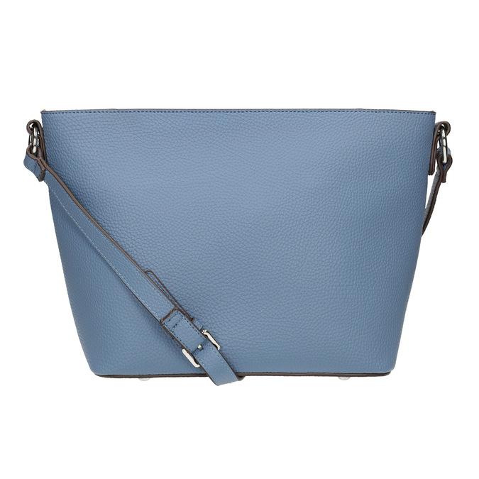 Modrá dámska Crossbody kabelka bata, modrá, 961-9842 - 16