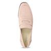 Ružové kožené Penny Loafers vagabond, ružová, 514-8094 - 17