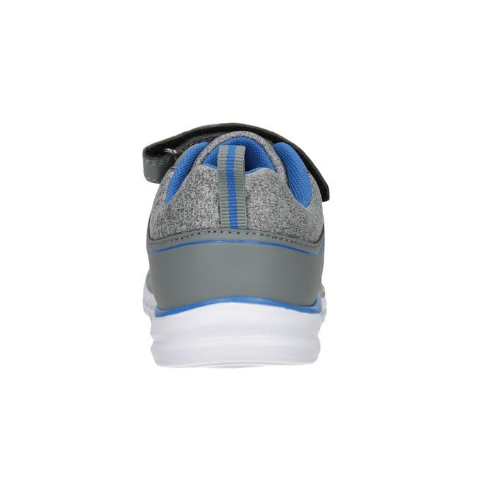 Detské športové tenisky mini-b, šedá, 319-2148 - 16