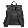 Čierny dámsky batoh bata, čierna, 961-6833 - 16