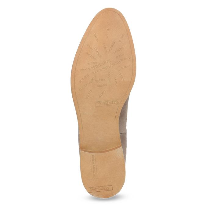 Kožená dámska Chelsea obuv bata, 593-8614 - 18