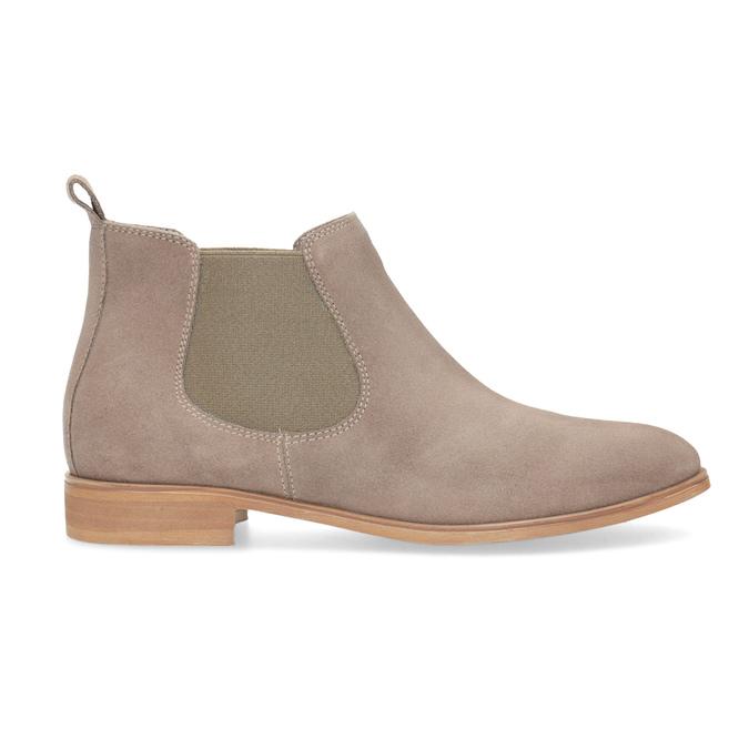 Kožená dámska Chelsea obuv bata, 593-8614 - 19