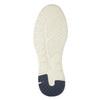 Pánske kožené tenisky bata, šedá, 846-2639 - 19