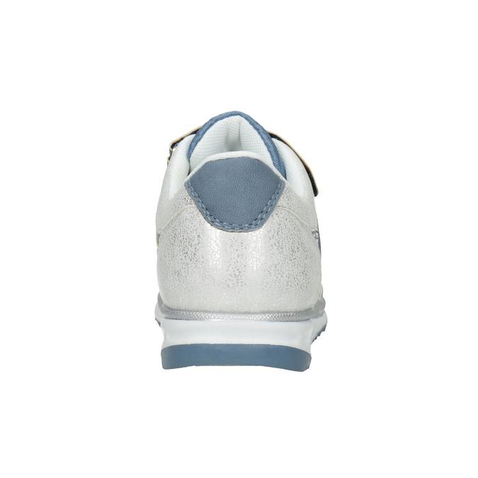 Detské tenisky s kamienkami mini-b, modrá, 329-9348 - 16