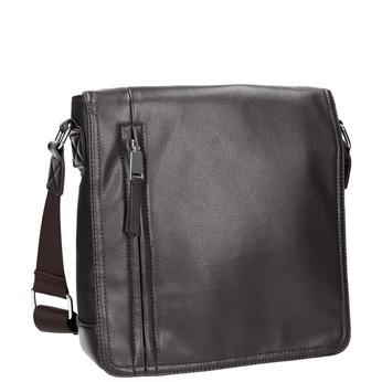 Pánska Crossbody taška bata, hnedá, 961-4832 - 13