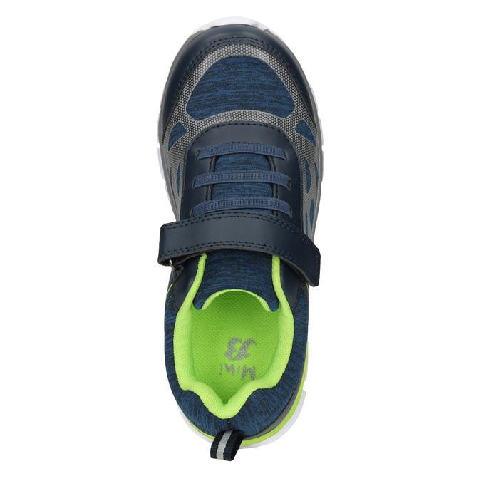 Detské športové tenisky mini-b, modrá, 319-9148 - 15