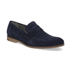 Modré mokasíny v štýle Penny Loafers vagabond, modrá, 813-9053 - 13