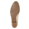 Kožené lodičky so vzorom gabor, 626-8190 - 17