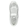Strieborné detské tenisky s kamienkami mini-b, 329-1348 - 15