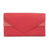 Dámska kožená peňaženka bata, červená, 944-5211 - 26