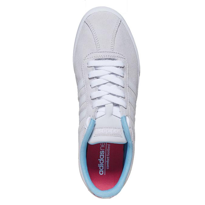 Dámske šedé tenisky adidas, šedá, 501-2229 - 19