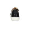 Pánske kožené tenisky bata, čierna, 844-6648 - 15