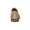 Oxford poltopánky z brúsenej kože vagabond, béžová, 823-8015 - 15