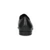 Kožené čierne dámske poltopánky vagabond, čierna, 524-6039 - 15