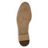Oxford poltopánky z brúsenej kože vagabond, béžová, 823-8015 - 18